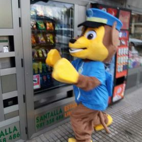 Estanco Santalla vending